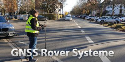 GNSS Rover Systeme von frox