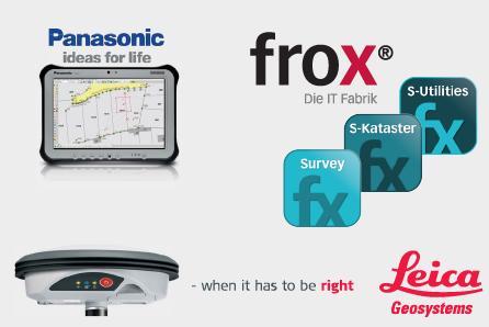FX Survey Komplettsystem