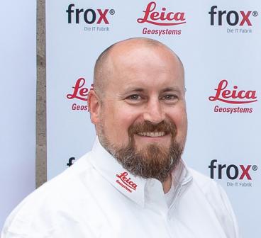 Ihr Leica Vertriebsingenieur in der Region West - Torsten Milde - frox Die IT Fabrik