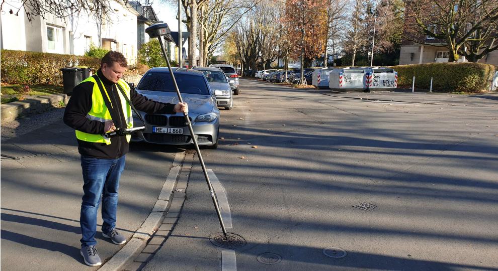 frox GmbH GNSS Komplettsystem FX Survey-Slider1