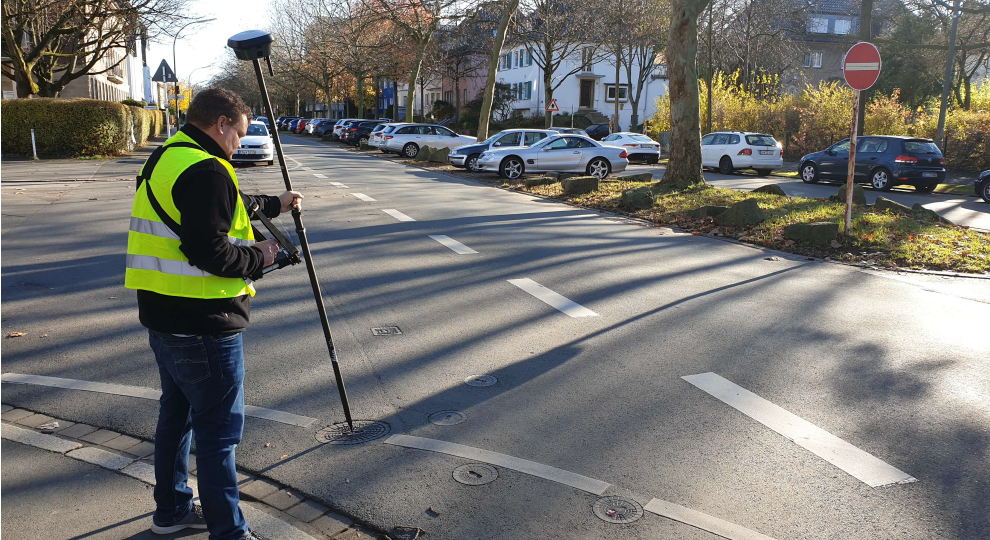 frox GmbH GNSS Komplettsystem FX Survey-Slider2