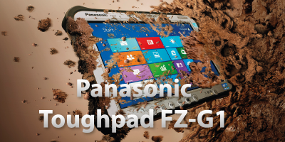 frox Panasonic Toughpad FZ G1